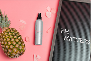 The Importance of pH for Your Hair