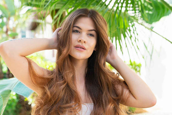 Repair Dry Damaged Hair with Cysteine infused Hair care Products