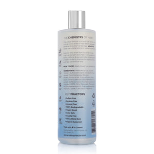 Moisturizing Shampoo by Salon pHactor - Directions
