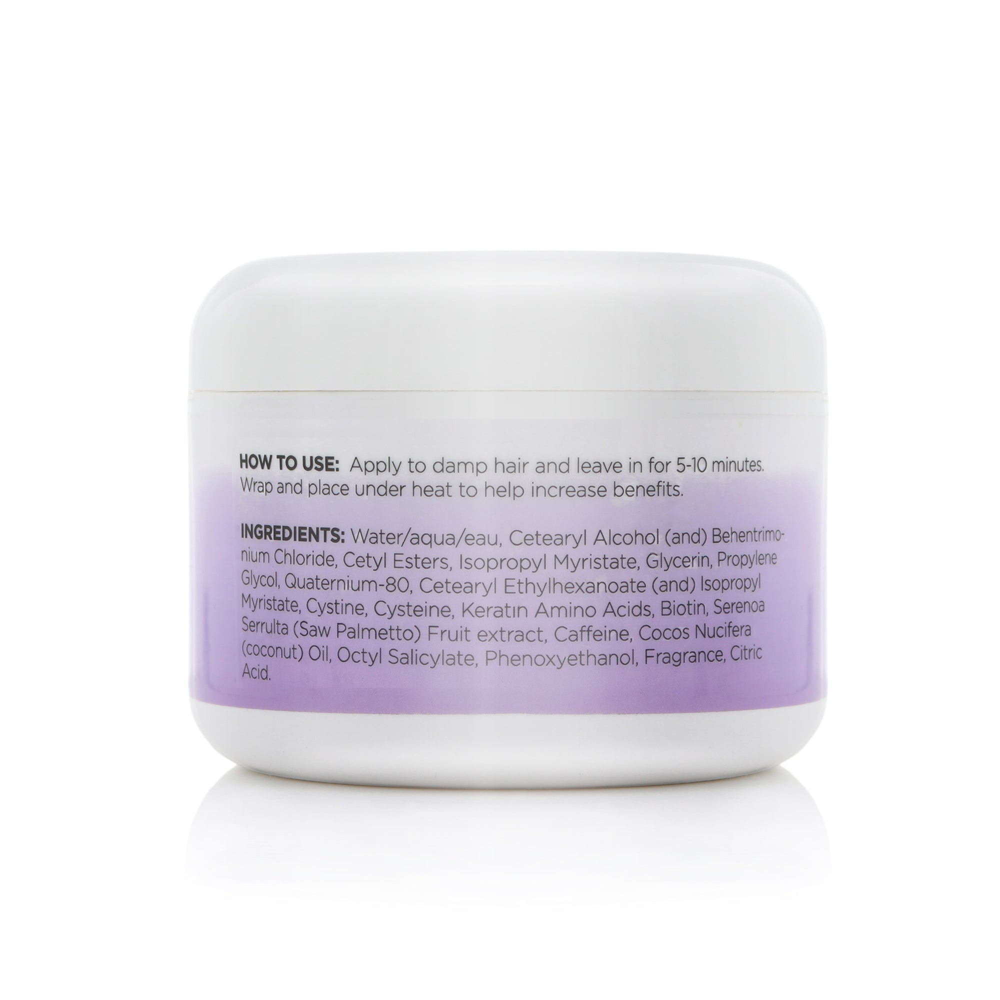 Protein Treatment - Hair Mask