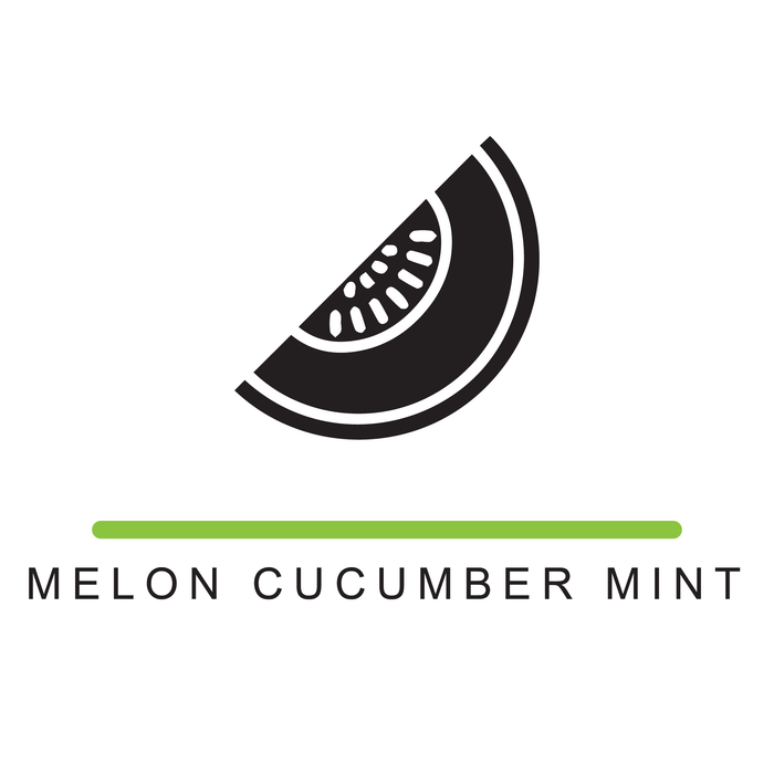 Melon Cucumber Mint