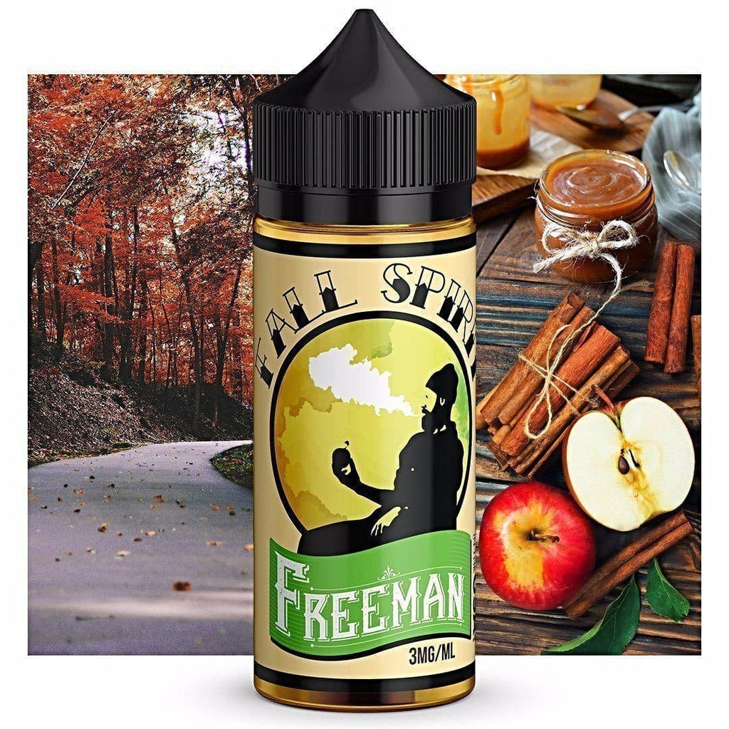 Caramel apple vape juice
