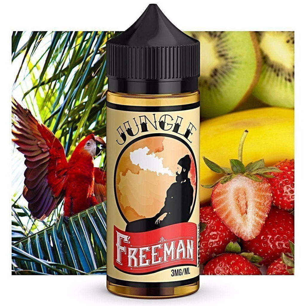 tropical Fruit vape juice