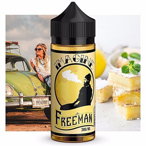 Image of Lemon bar vape juice