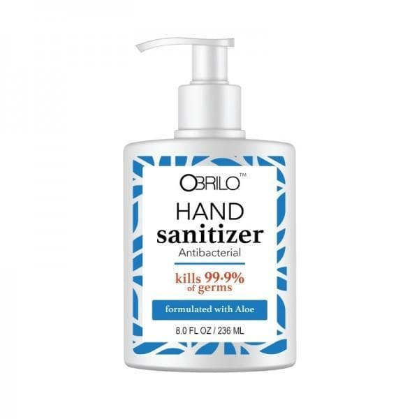 Obrilo Hand Sanitizer (8oz)