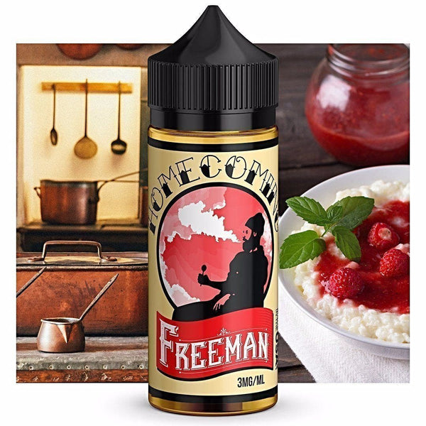 rice pudding vape juice from freeman