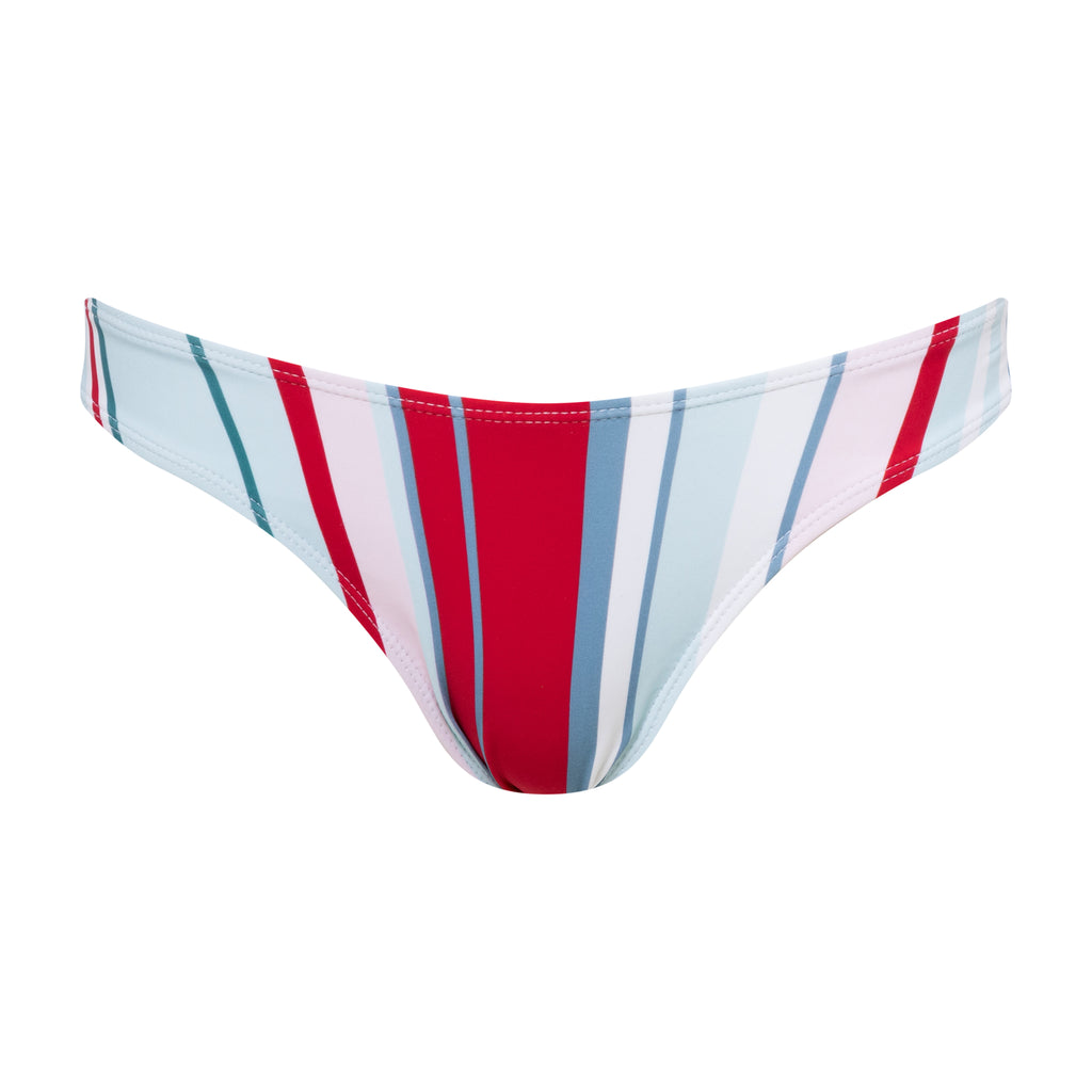 Lady Bottom Retro Stripe