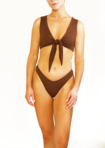 Frenchie Top Skinny Dip