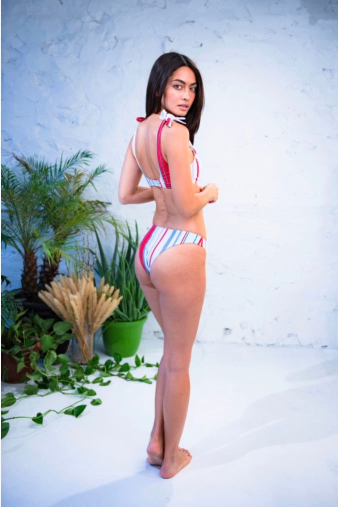 Vice Bottom Retro Stripe