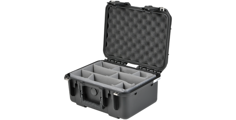SKB Cases With Dividers