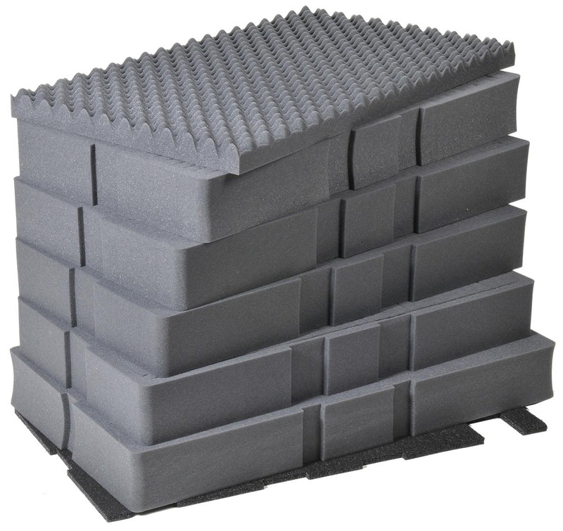 0501 7 pc. Replacement Foam Set