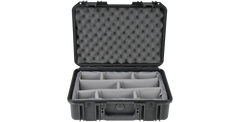 SKB Waterproof Case With Padded Dividers 3I-1711-6B-D