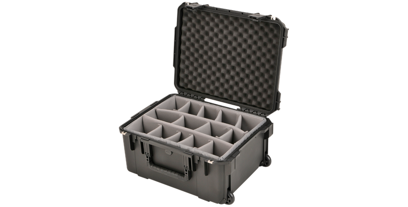 SKB Waterproof Case With Padded Dividers 3I-2015-10BD