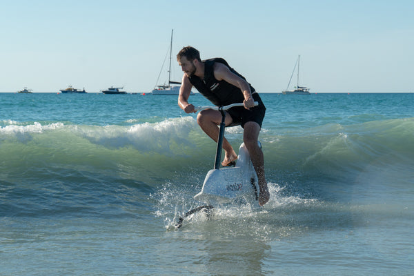 Hydrofoil Bikes 101: Where to Ride