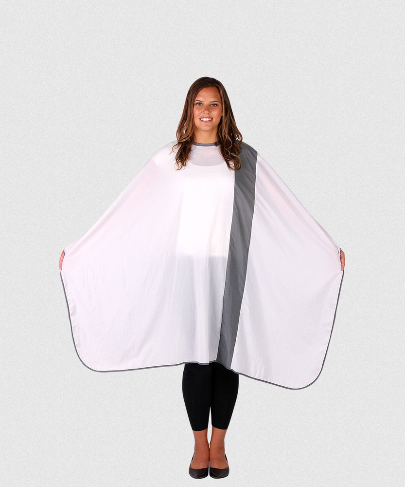 NP TWO-TONE CUTTING CAPE