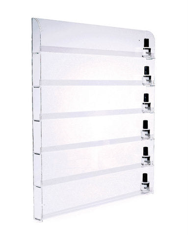 IBD Empty Wall Rack Display - IBD Boutique
