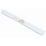 LCN White Thin File 6pcs - IBD Boutique