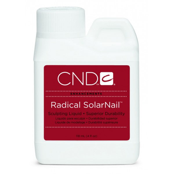 CND RADICAL SOLARNAIL SCULPTING LIQUID - IBD Boutique