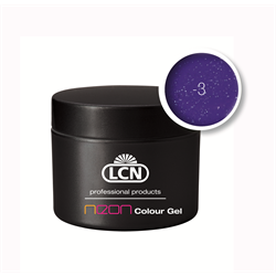 LCN Neon Colour Gels 5ml - IBD Boutique