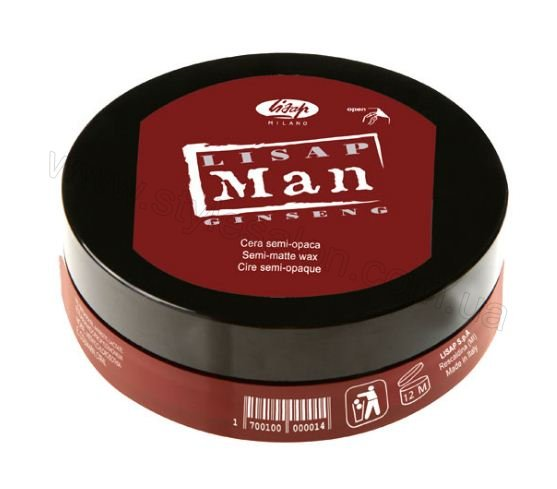 Lisap Semi-Opaque Modeling Wax (Men)