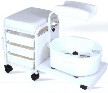 GD Pedicure Trolley - IBD Boutique