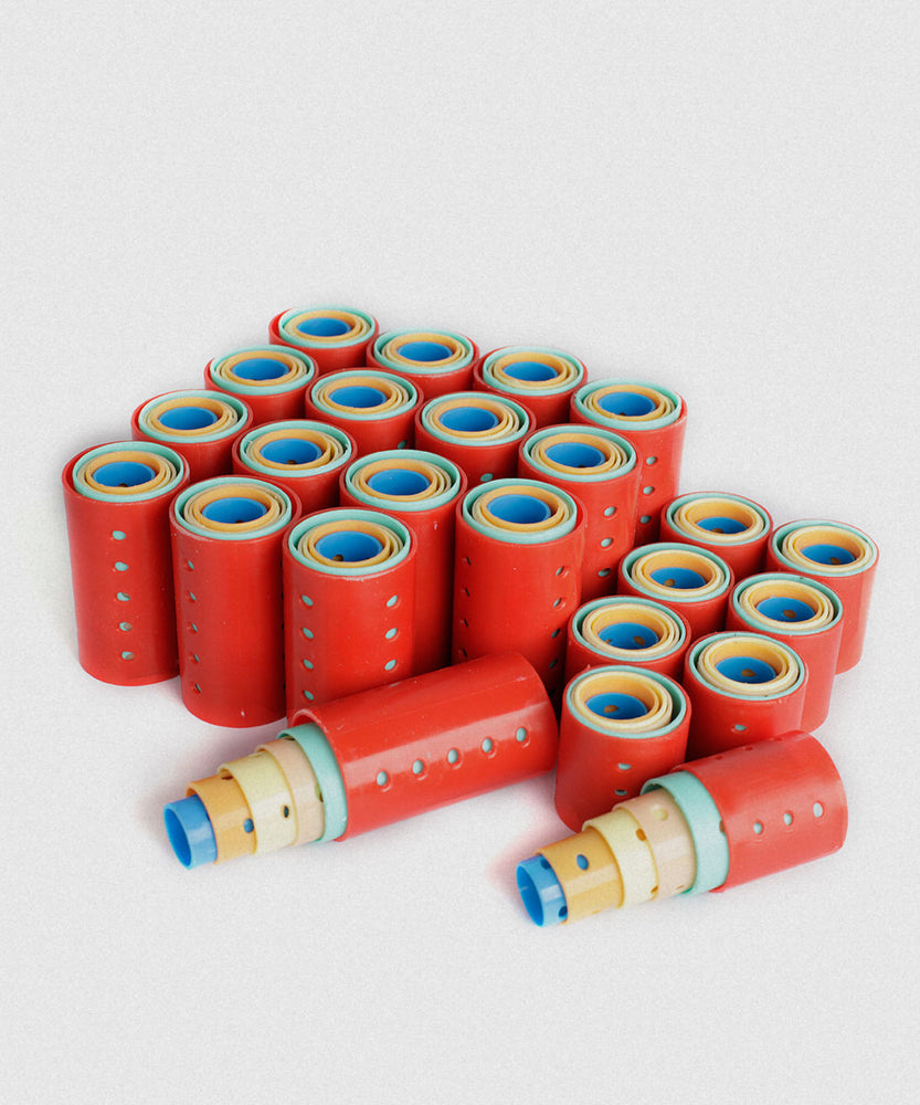 NP MAGNETIC ROLLERS FLAT PACK