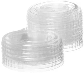 IBD Polystyrene Portion Lid, 0.75 oz 100pc