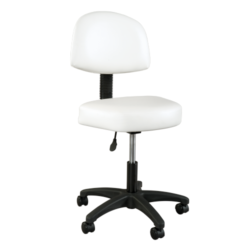 Silhouet-Tone  COMFORT STOOL WITH BACKREST - IBD Boutique