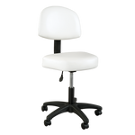 Silhouet-Tone  COMFORT STOOL WITH BACKREST