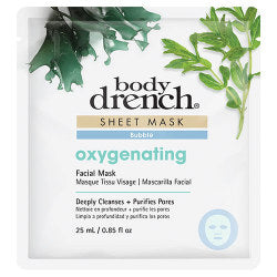 Body Drench Specialty Oxygenating Bubble Sheet Mask