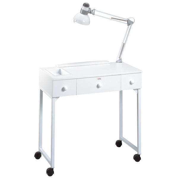 EQUIPRO- MANICURE TABLE DELUXE - IBD Boutique