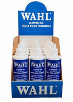 Wahl Clipper Oil Display