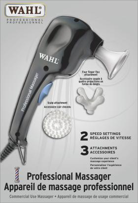 Wahl Professional Massager - IBD Boutique