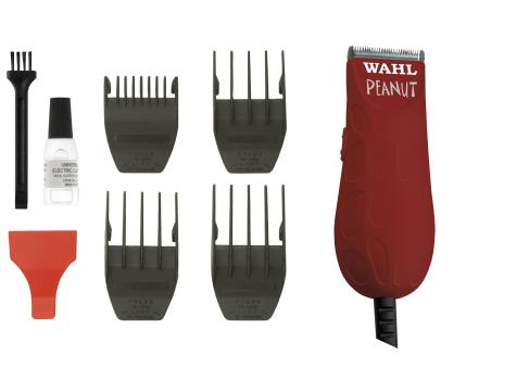 Wahl PEANUT (Red) - IBD Boutique