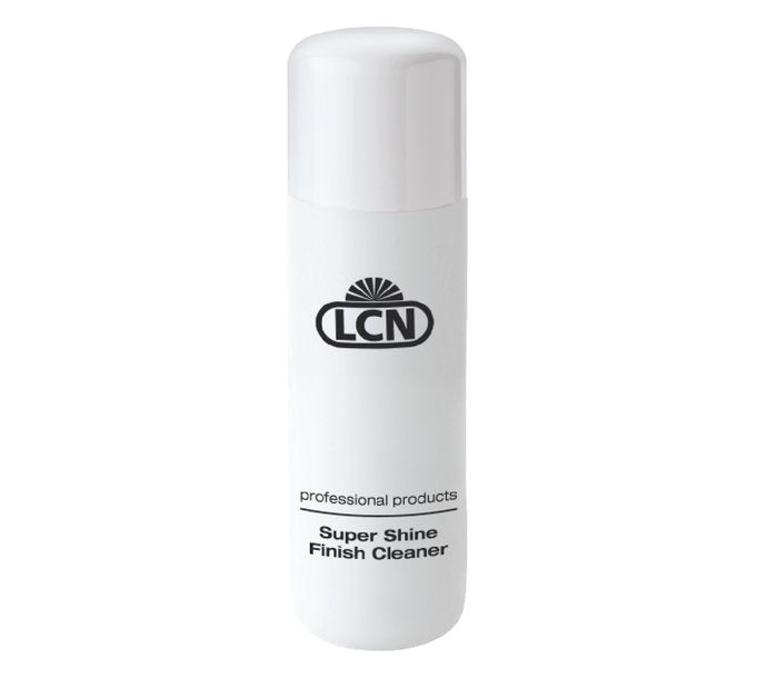 LCN Super Shine Finish Cleaner 500ml - IBD Boutique