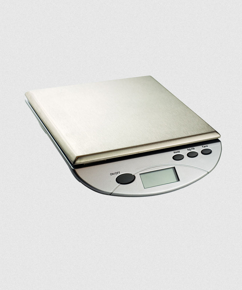 NP Digital Scale With Stainless Steel Platform - IBD Boutique