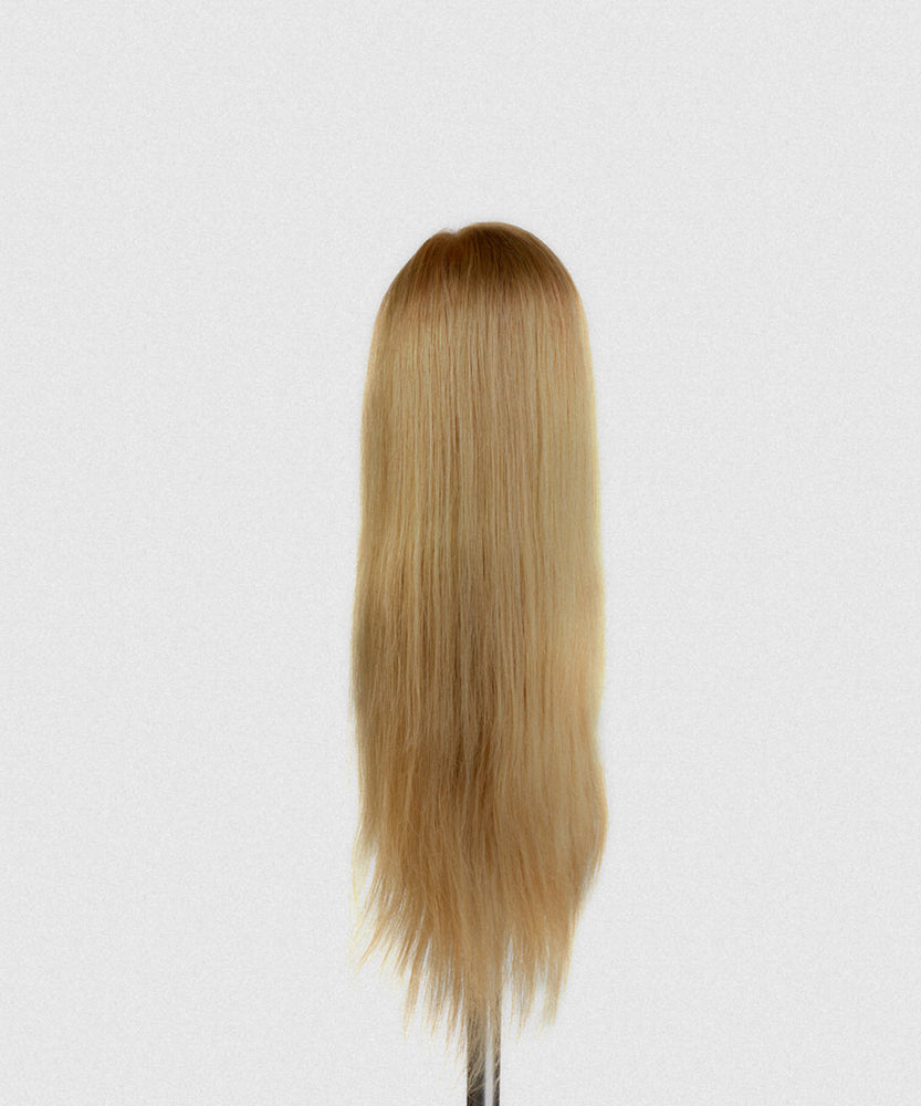 NP SYNTHETIC HUMAN HAIR BLEND 24""