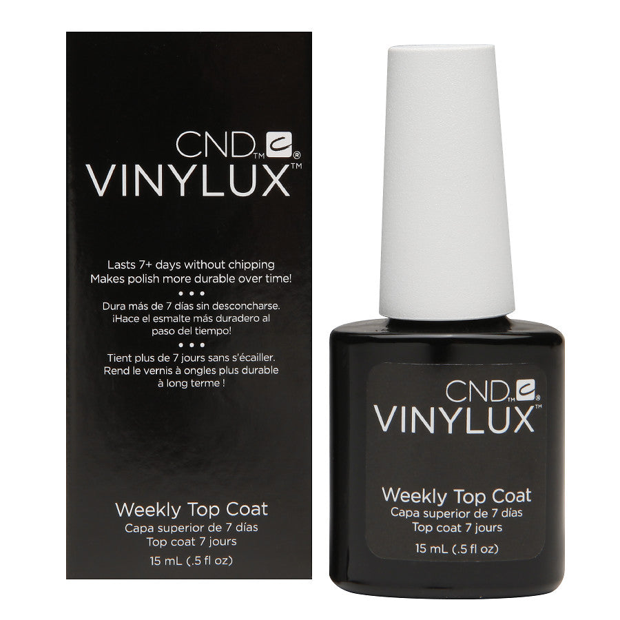 CND - Vinylux WEEKLY TOP COAT