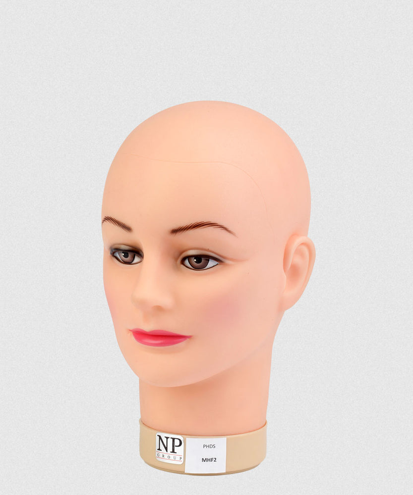 NP Mannequin Plastic Soft Head Form - IBD Boutique