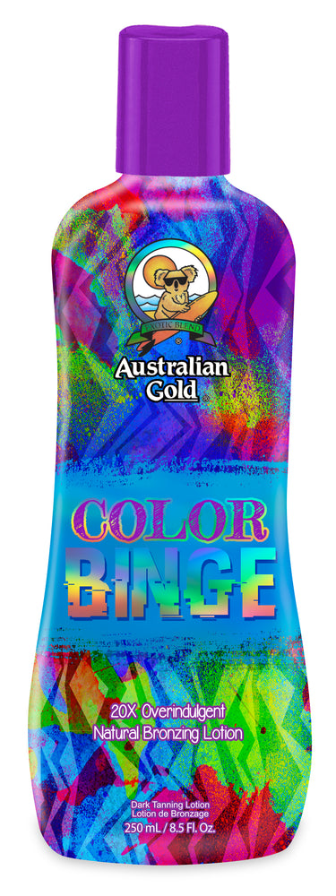AUSTRALIAN GOLD COLOR BINGE