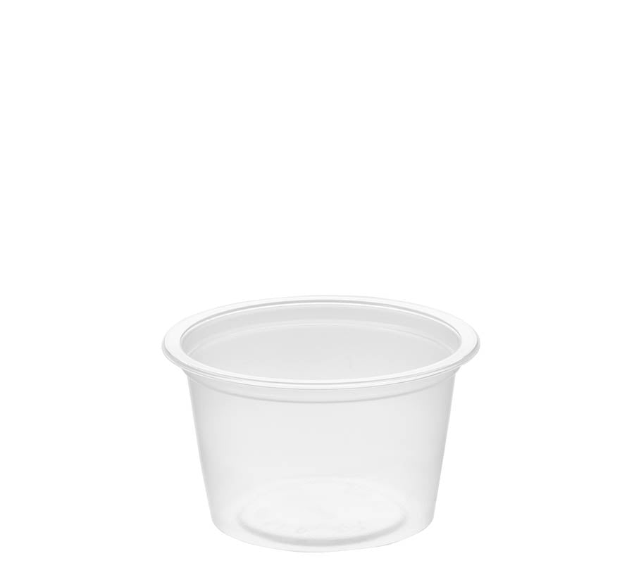 IBD Polystyrene Portion Cup, 0.75 oz 100pc