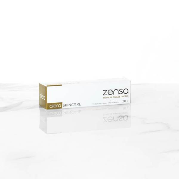 ALERA ZENSA NUMBING CREAM - 30G