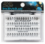 Ardell Individual Knot-Free Naturals Lashes Medium-Black