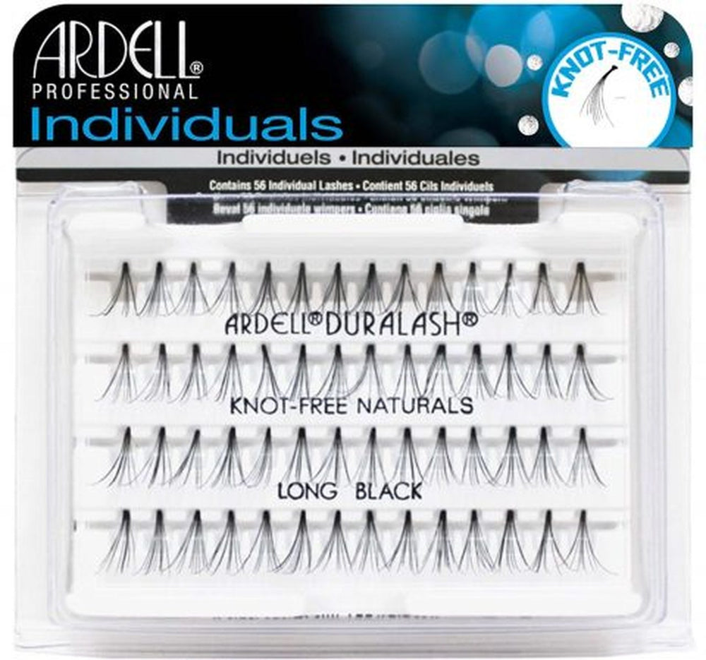 Ardell Individual Knot-Free Naturals Lashes Long-Black