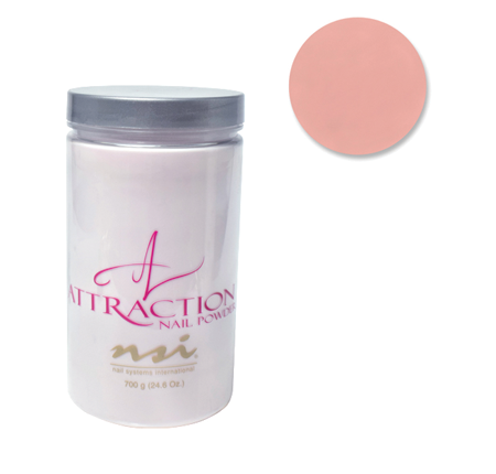 NSI Attraction Powder Rose Blush(Exclusively for Licensed Professionals) - IBD Boutique