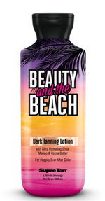 SUPRE TAN BEAUTY AND THE BEACH - IBD Boutique