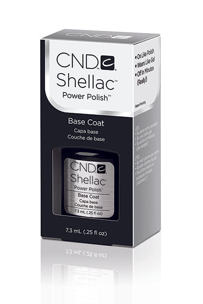 CND - Shellac Base Coat