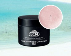 LCN Camouflage Glimmer UV Gel 5ml - IBD Boutique