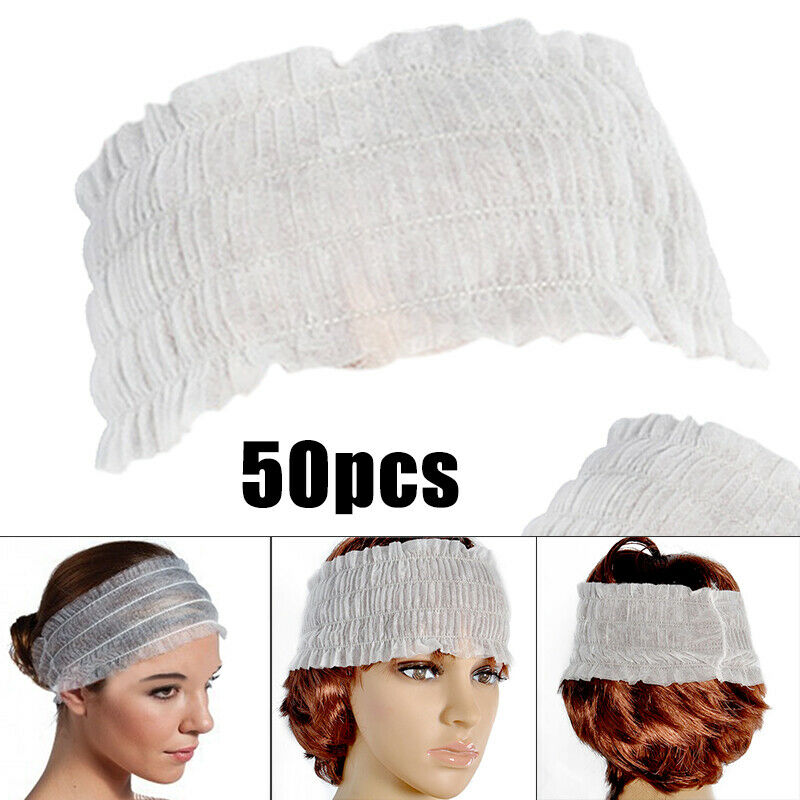 IBD DISPOSABLE  HEADBAND (50/pc)