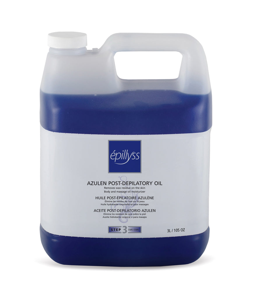 Épillyss Azulen Post-Depilatory Oil